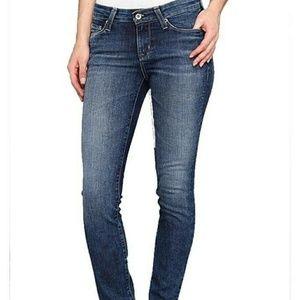 Big Star Brigette slim straight stretch jeans
